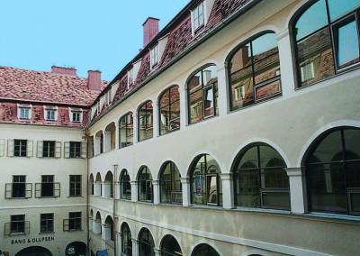 Herzogshof Graz - Innenhof