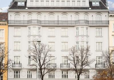 Motel One Staatsoper - Ansicht Karlsplatz