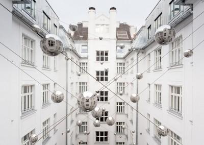 Motel One Staatsoper - Innenhof II