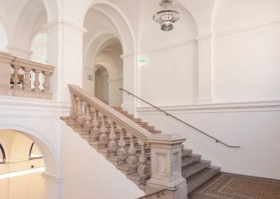 Neutorgasse Graz - Stiegenhaus