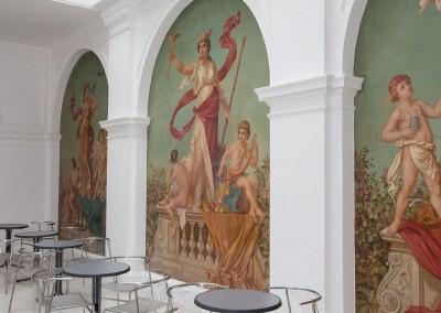 Neutorgasse Graz - Fresken